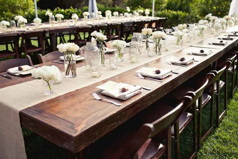 long table love part 2 the blogworthy bride